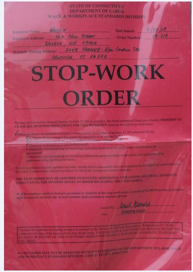how to stop a garnishee order